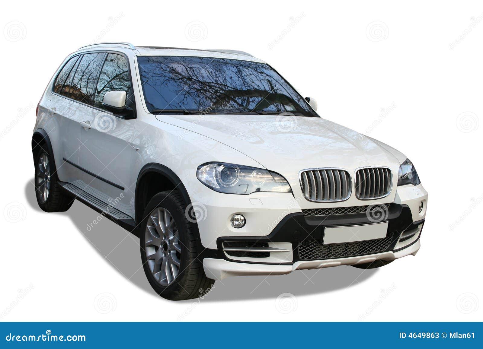 Carro branco novo