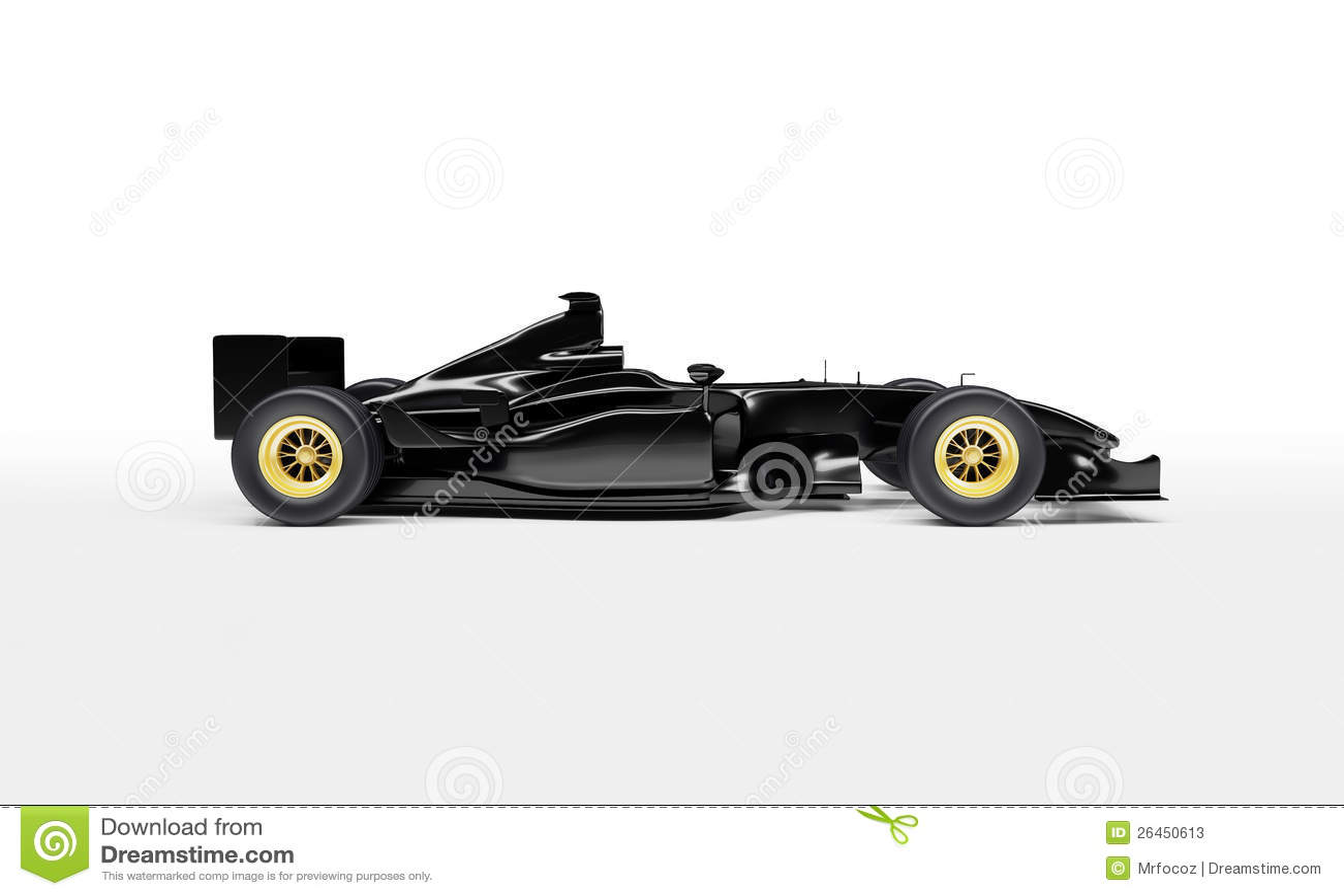 Carro da fórmula 1