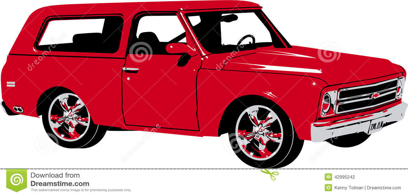 Carro de Chevy