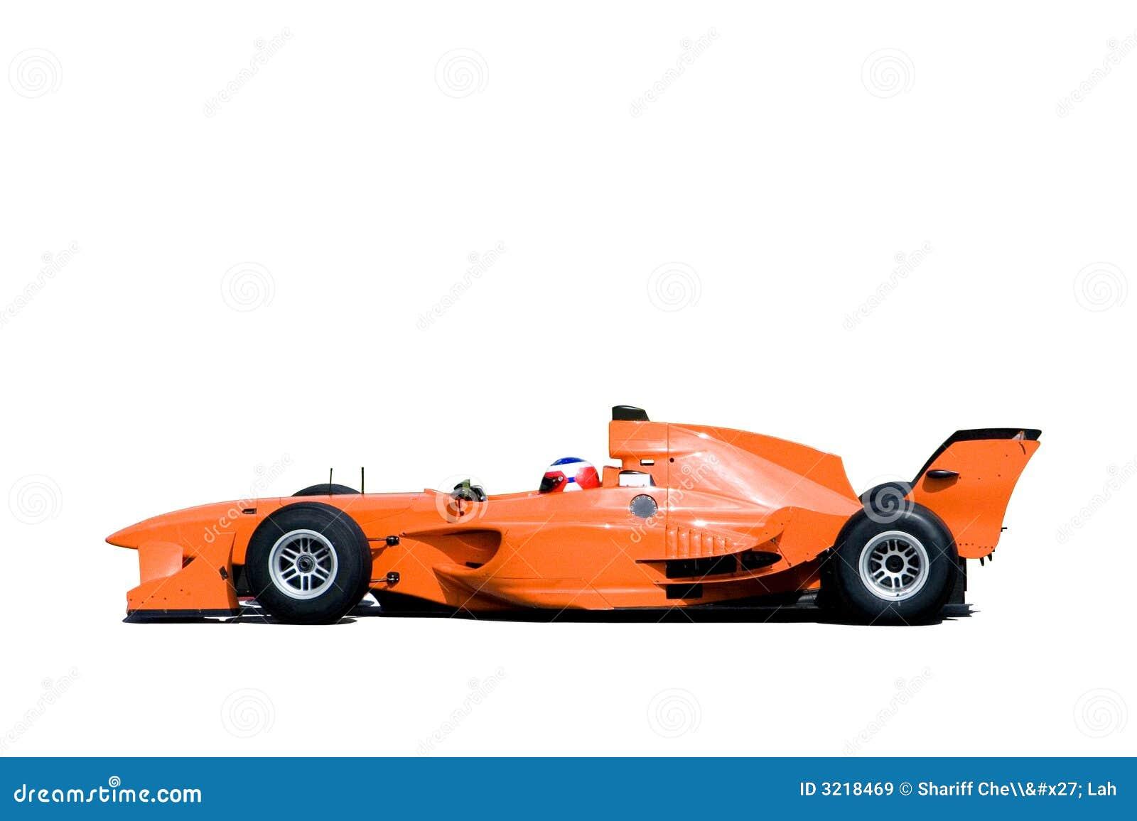 Carro de competência grande de A1 Prix