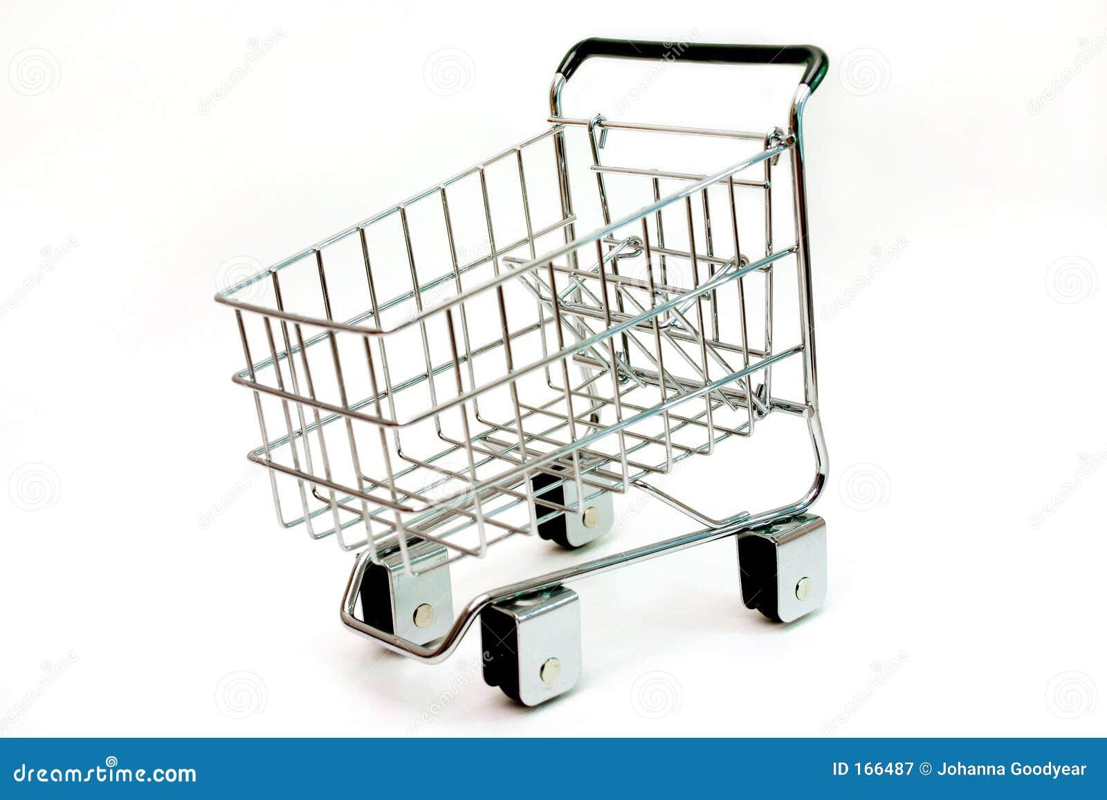 Carro de compra diminuto
