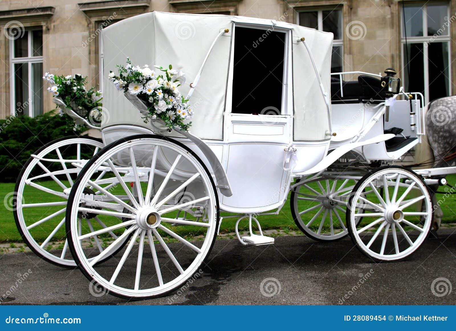 Carro de la boda