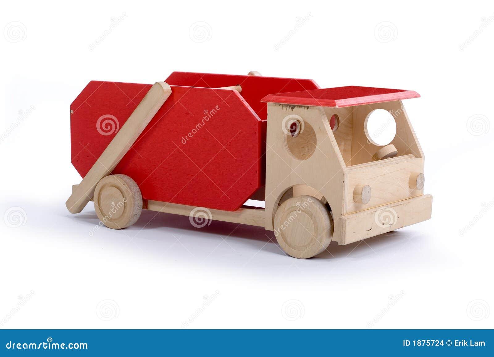 Carro de madera del juguete imagenes de archivo imagen for Carritos de cocina de madera