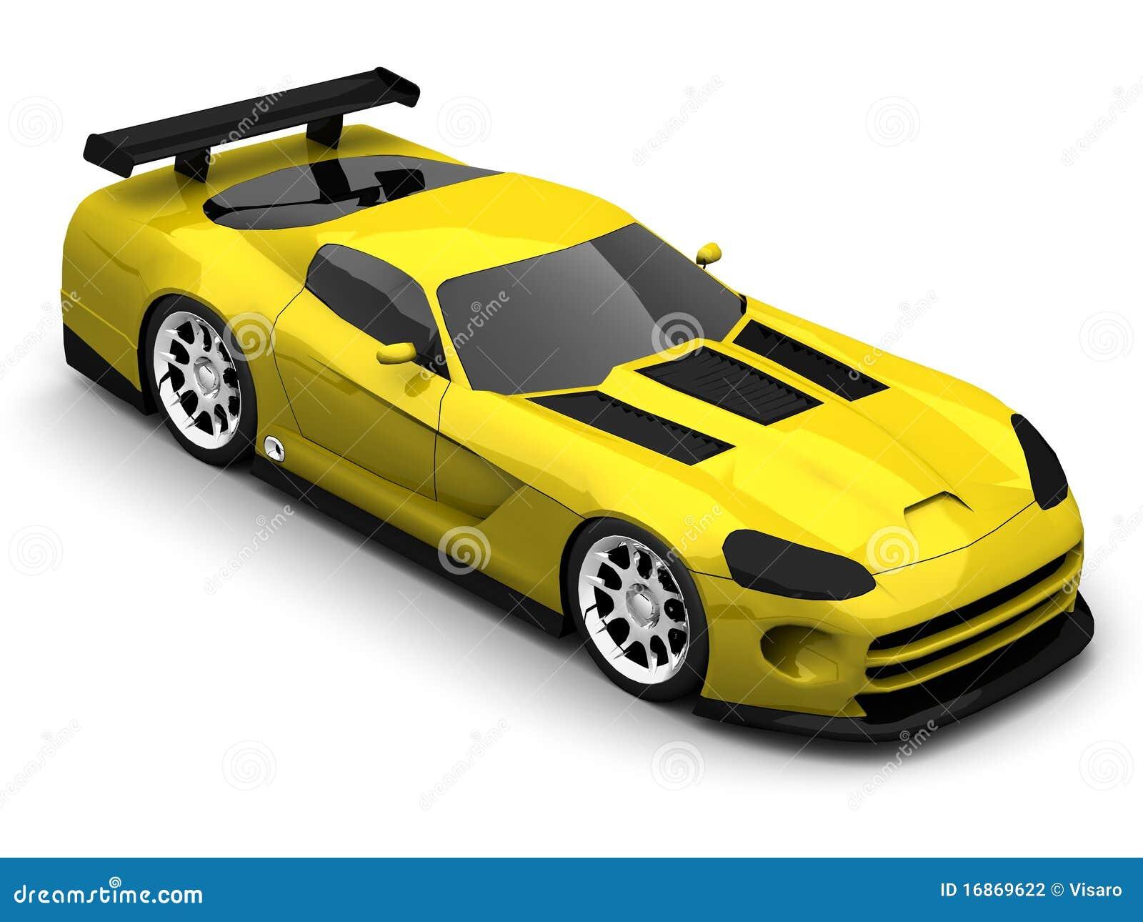 Carro desportivo