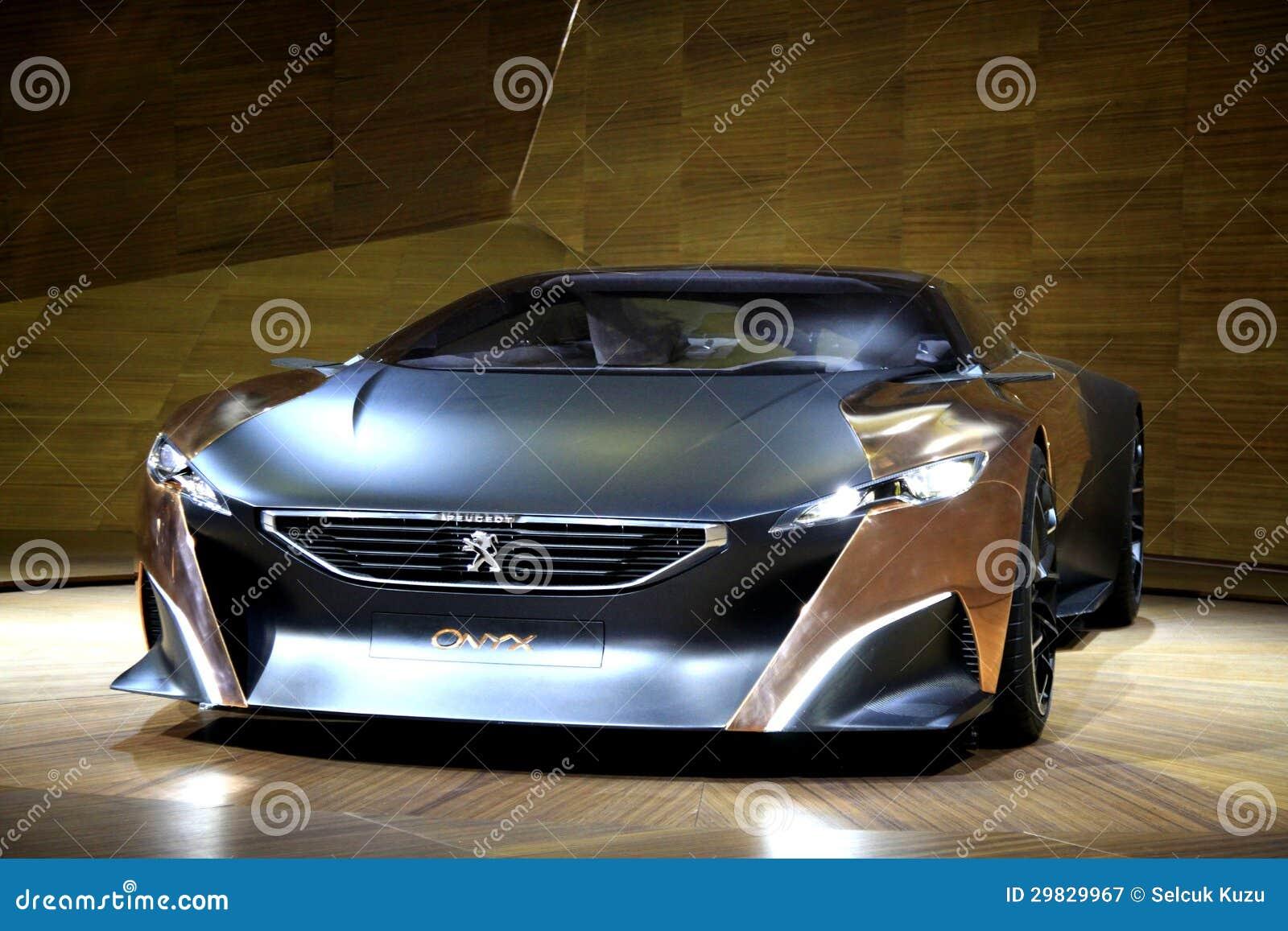 Ônix de Peugeot