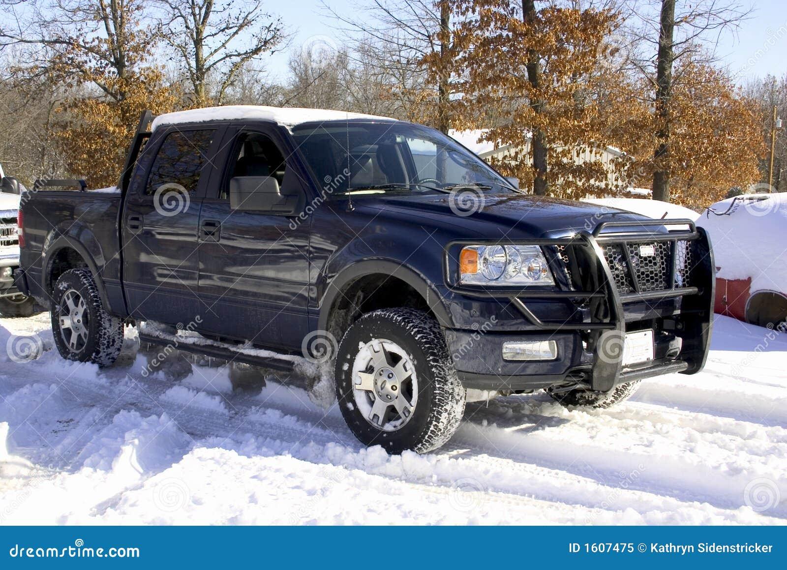 Carro nevado de Ford, 4 Doo