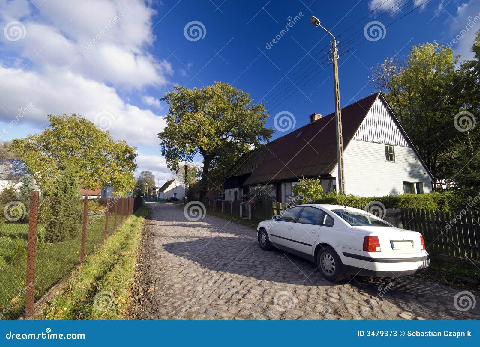 Carro no país