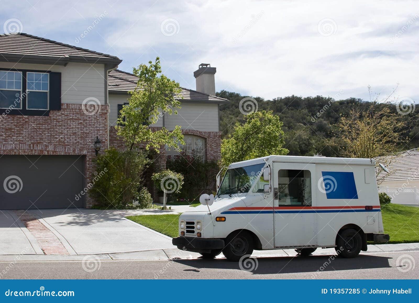 Carro postal