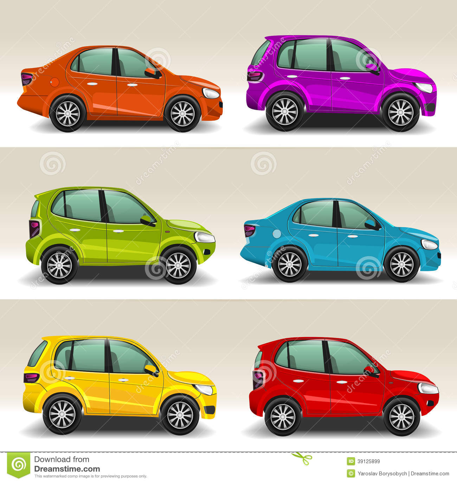 Adorável Desenhos De Carros Coloridos Infantil Melhores