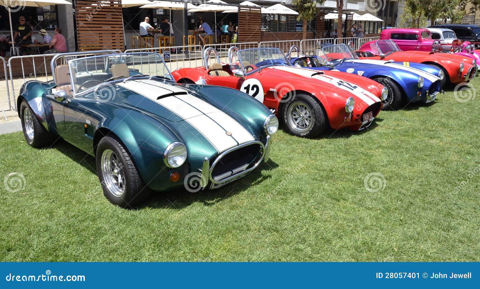 Carros de corridas