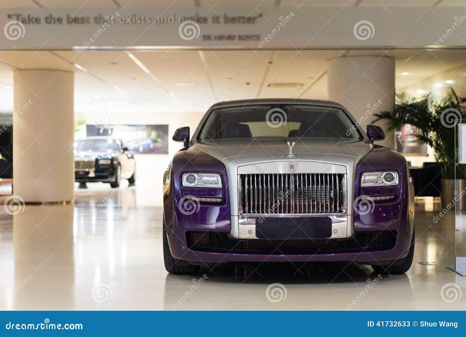 Carros de Rolls Royce para a venda