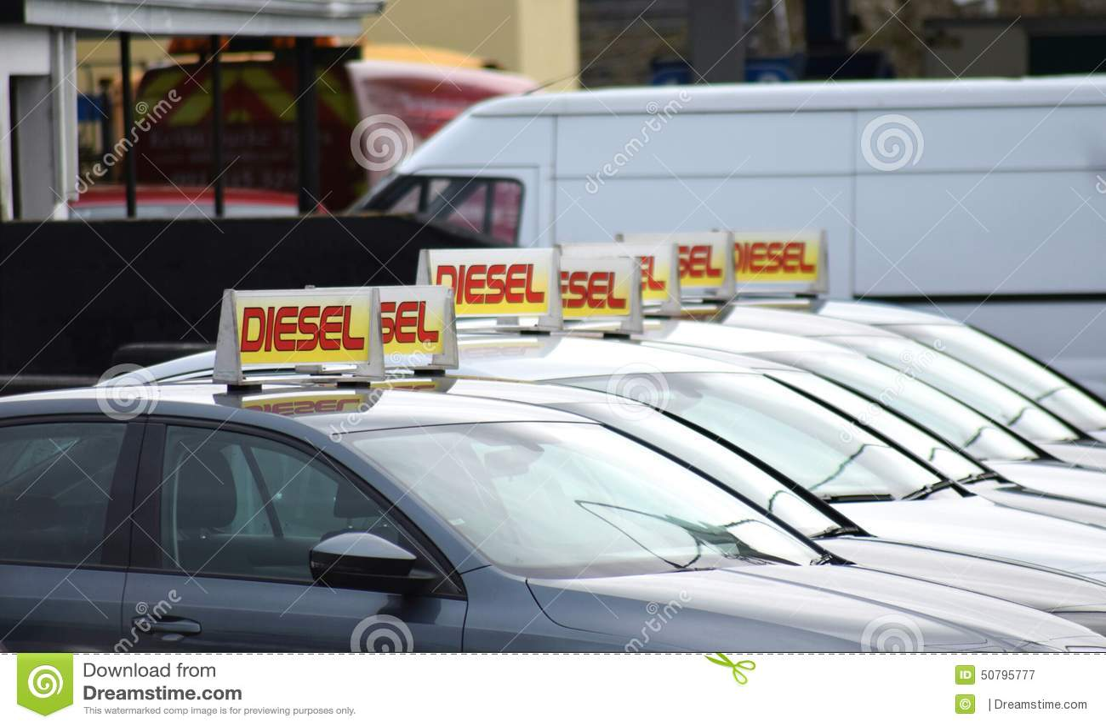 Carros diesel