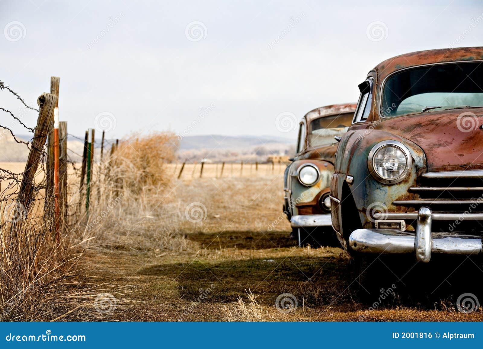 Carros do vintage