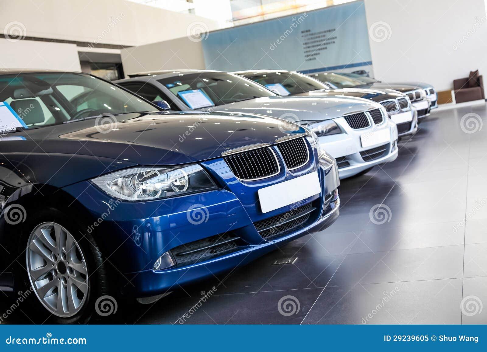 Download Carros para a venda imagem de stock. Imagem de grades - 29239605