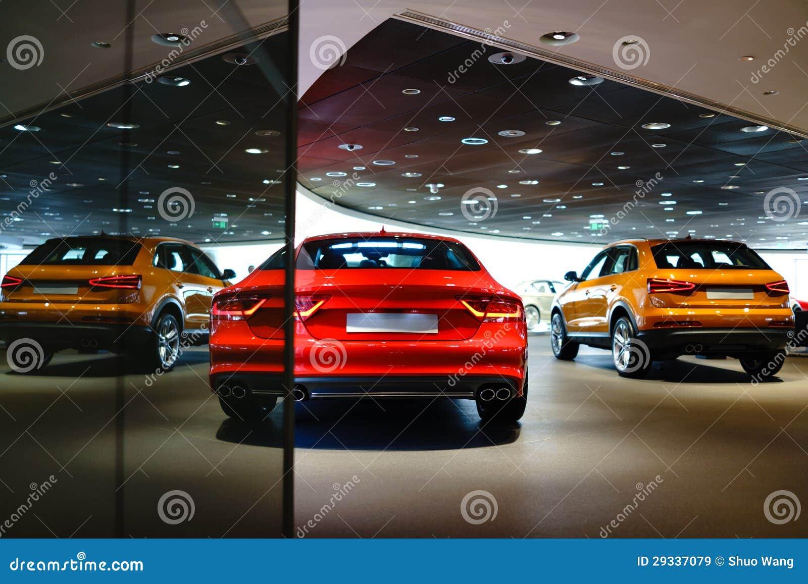 Carros para a venda