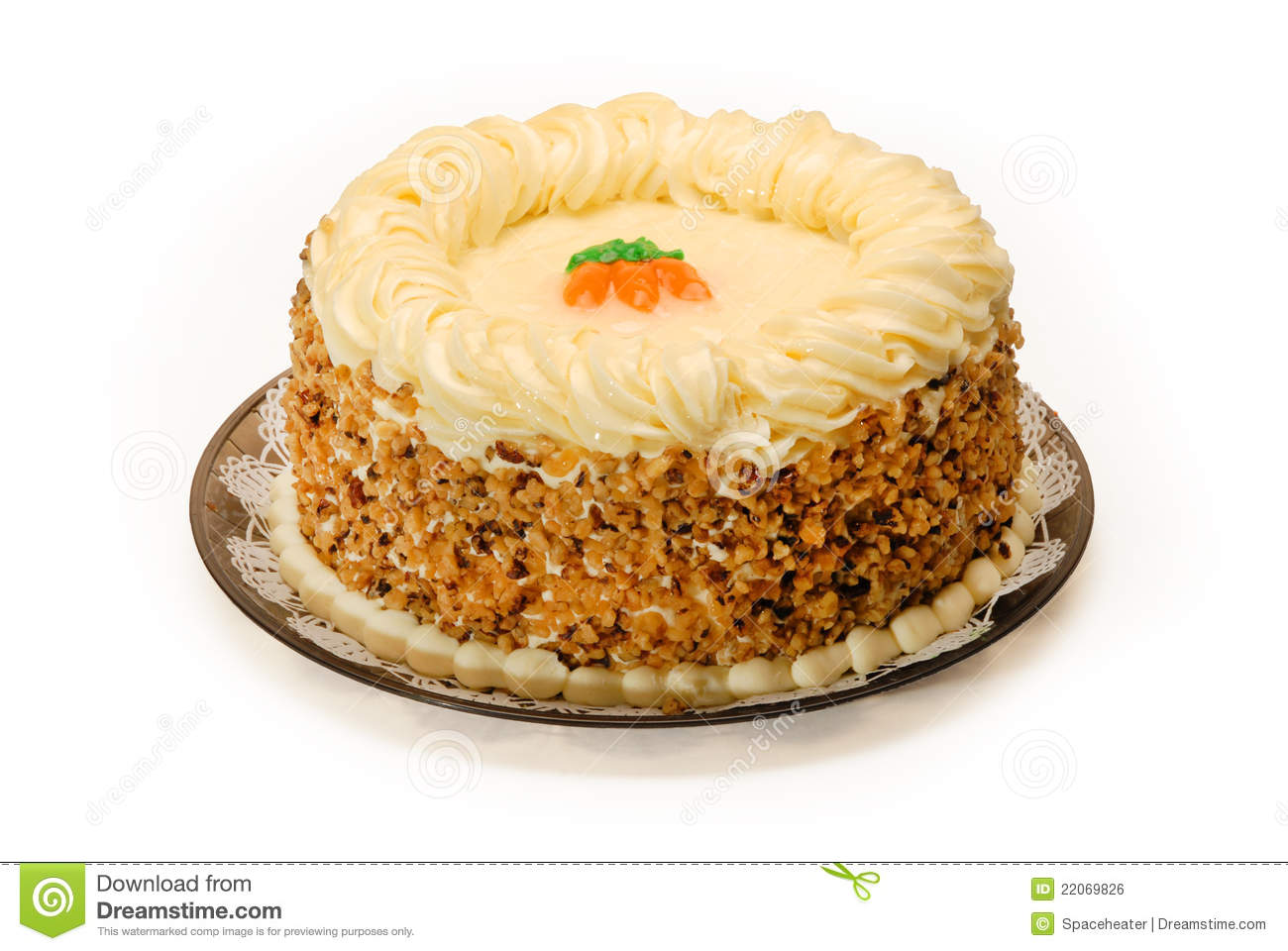 Calories In A Piece Of Carrot Cake With Icing