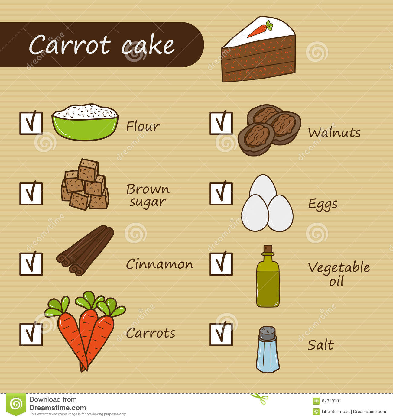 Baking Cakes With Vegetable Oil