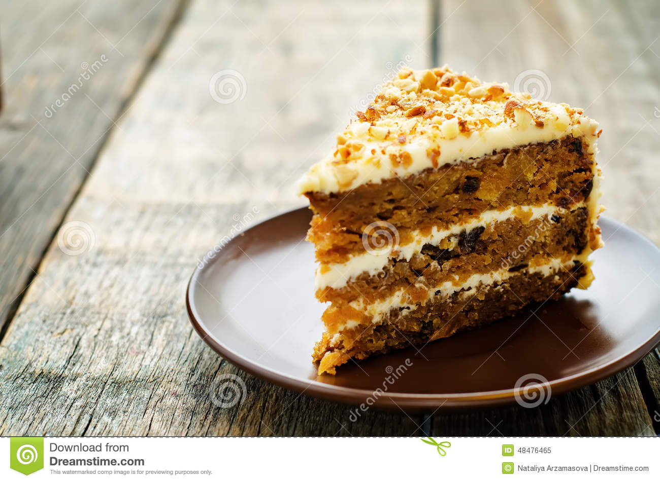 Carbohydrates In Carrot Cake