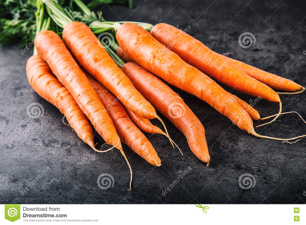 What dreams of carrots