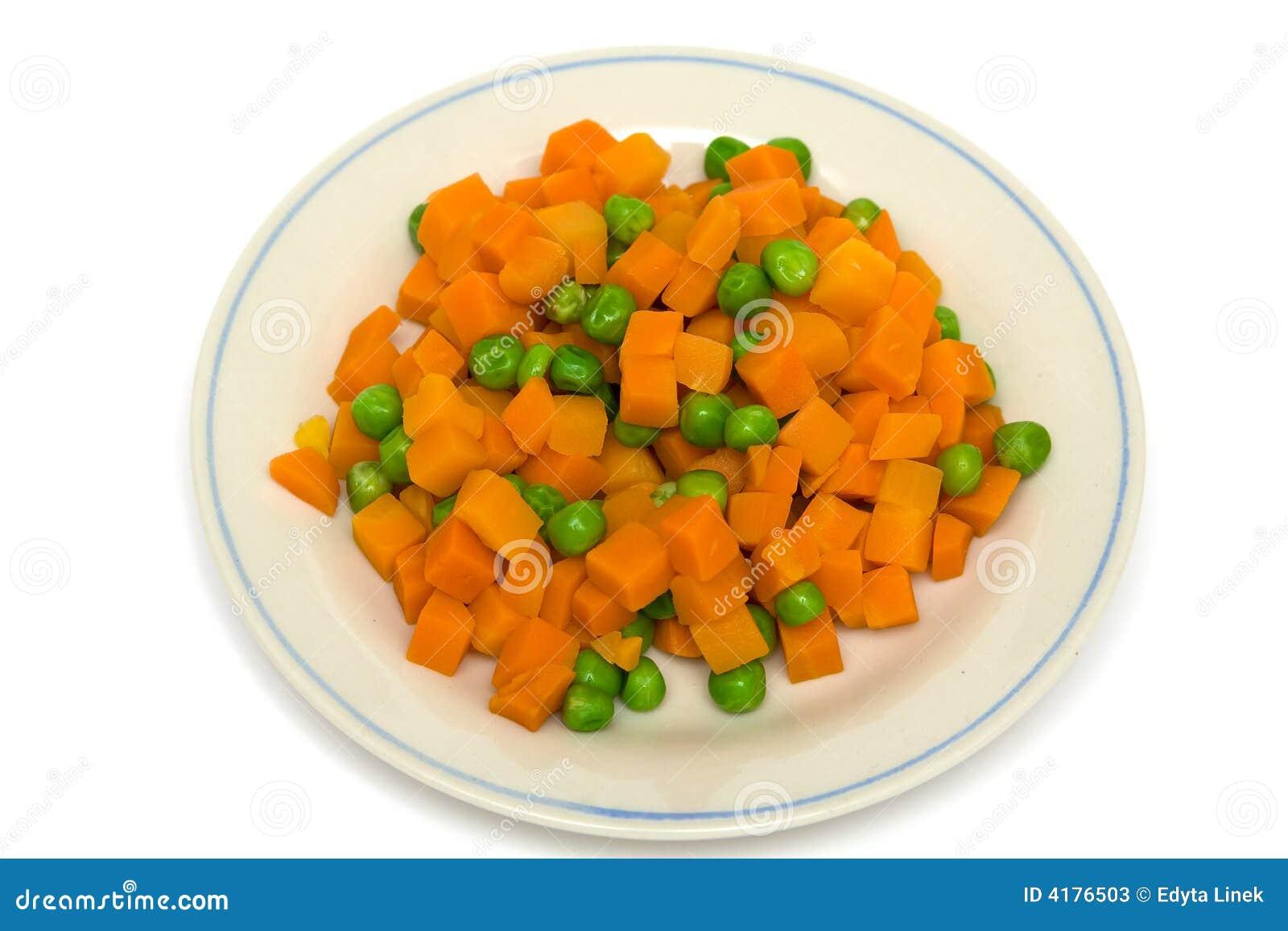 Boil Vegetables For Baby Food