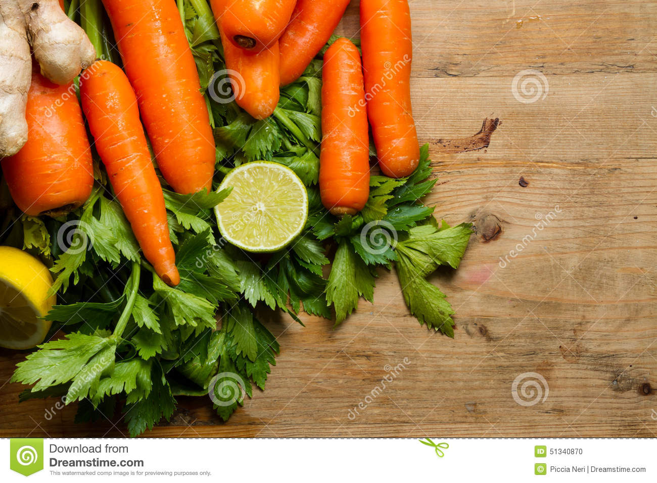how to make carrot and celery juice