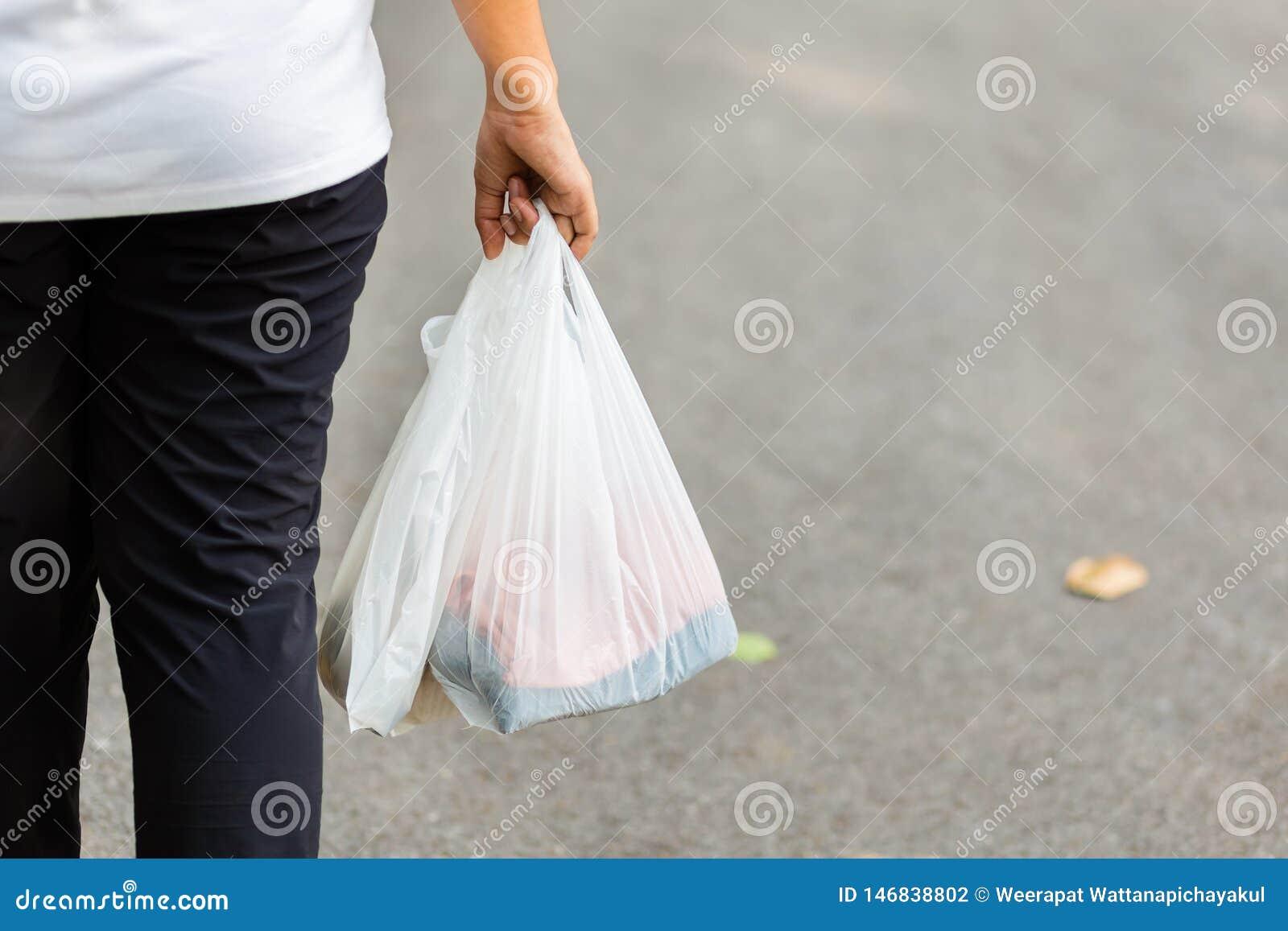 Carry Plastic Bags no dia a dia