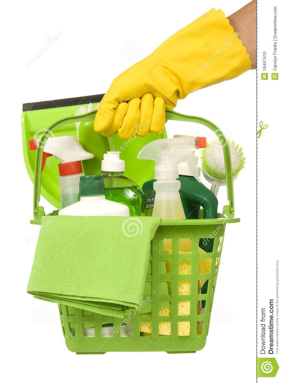Environmentally safe cleaning products are the way of the future