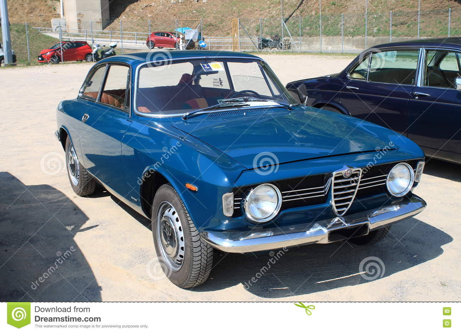 Cars Alfa Romeo Gta 1300 Editorial Photo Image Of Nhistoric 72748981