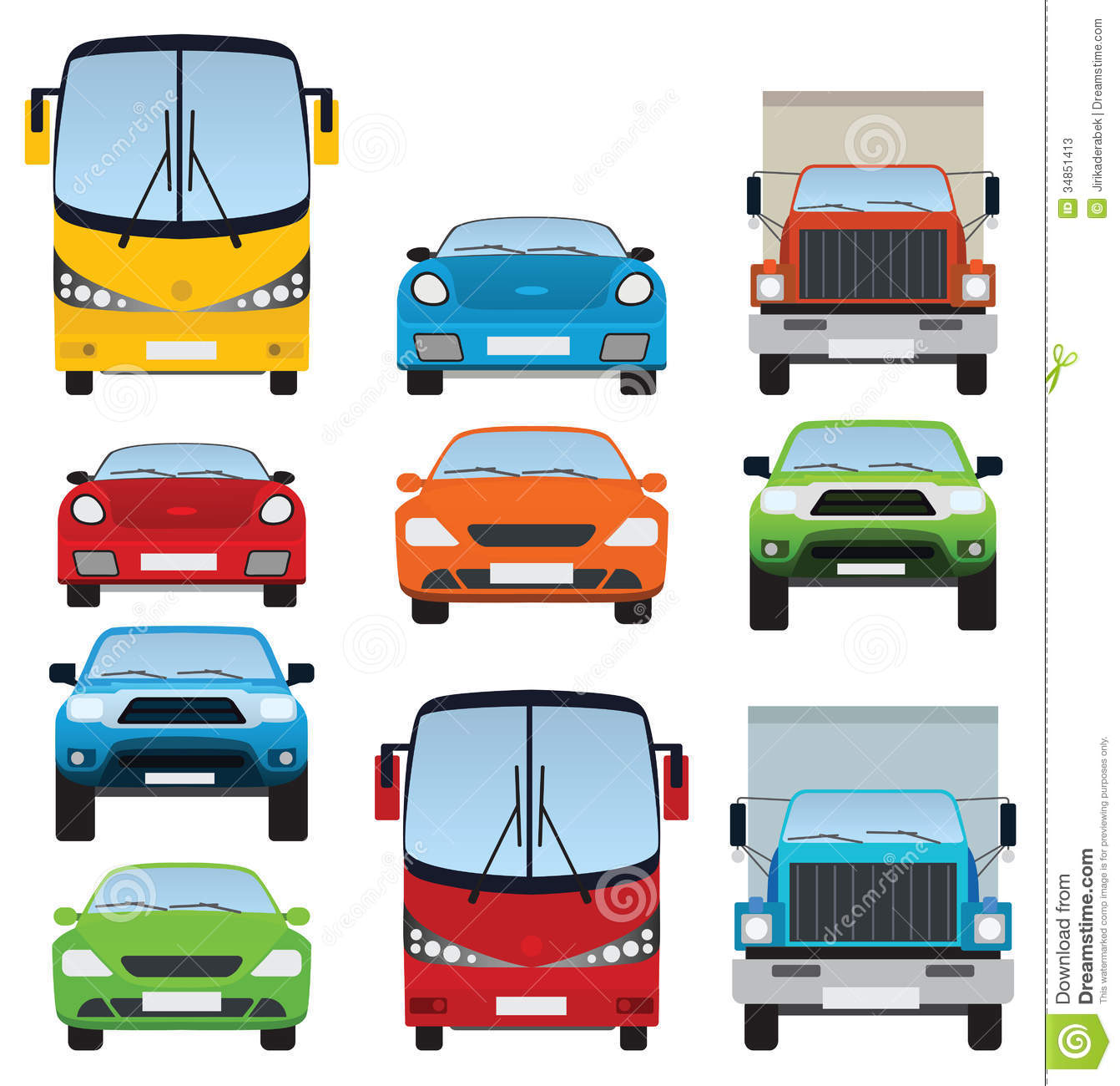 mr. clipart car'n truck collection - photo #21