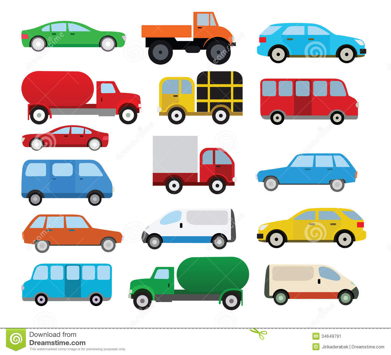 Cars collection stock vector illustration of cars collection cars collection biocorpaavc Gallery
