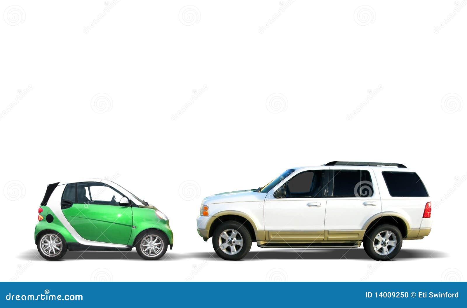 cars comparison stock photo image 14009250. Black Bedroom Furniture Sets. Home Design Ideas