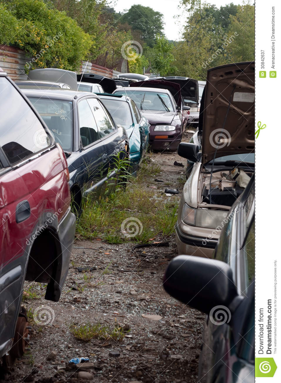 Small Business Ideas for a Salvage Yard