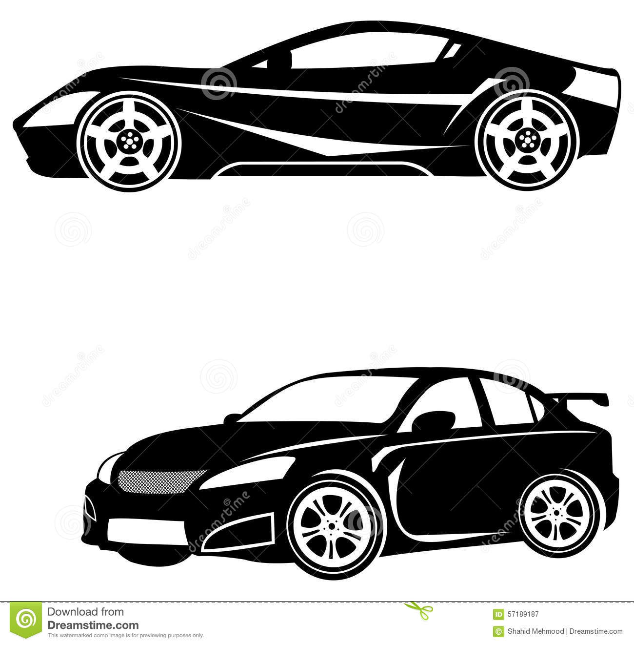 cars-logo-template-bla...