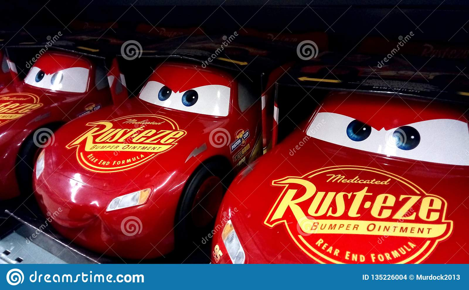 Movie Cars For Sale >> Cars Movie Toys Editorial Stock Image Image Of Selection