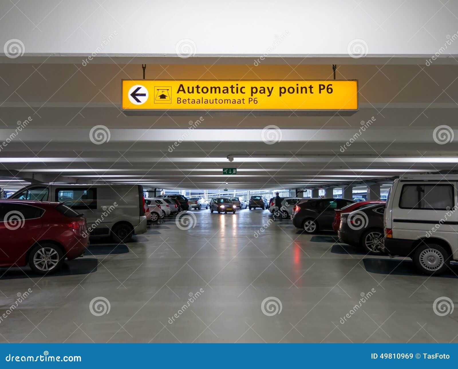Multi Storey Car Park Plan