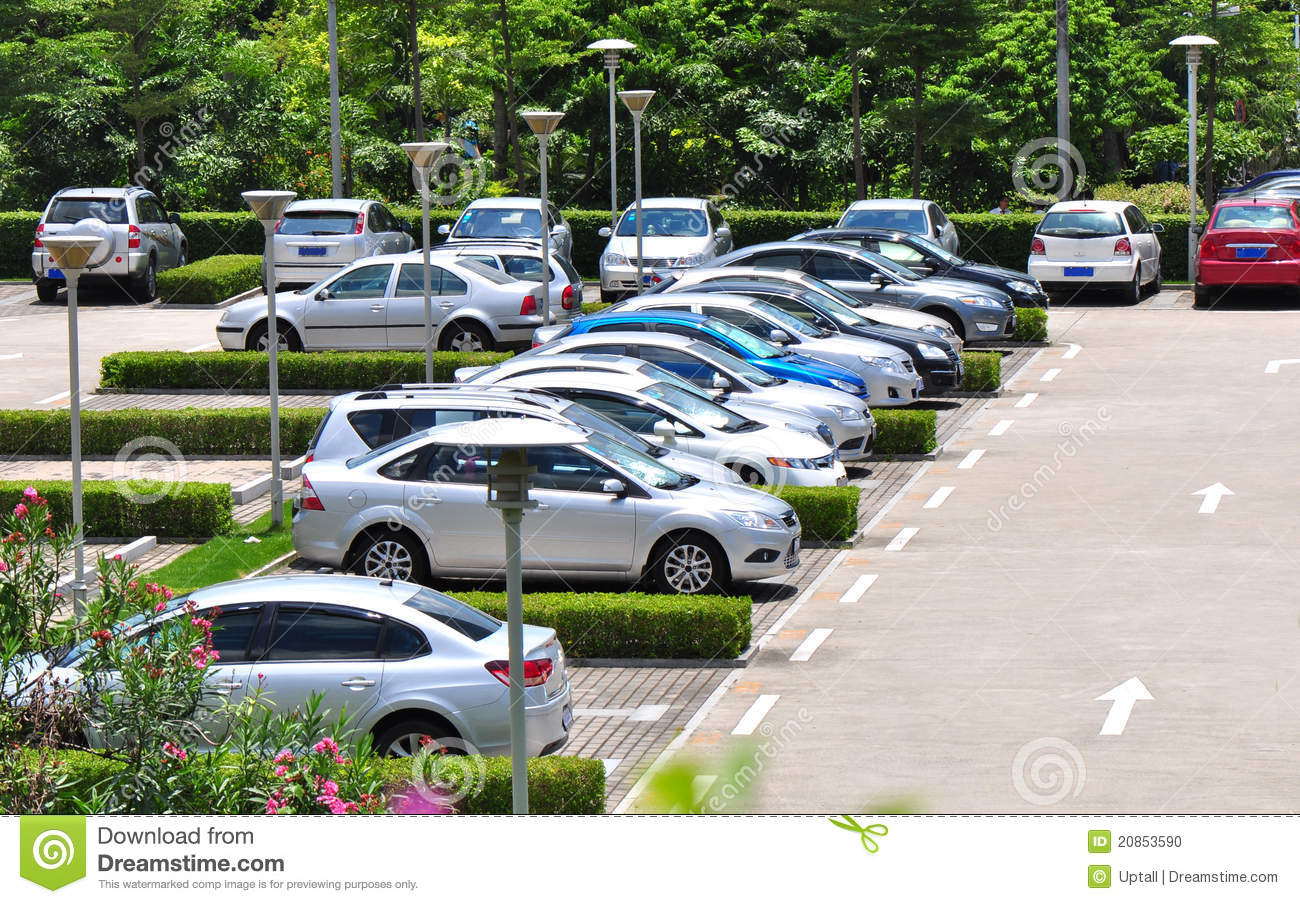 car parking lot business plan