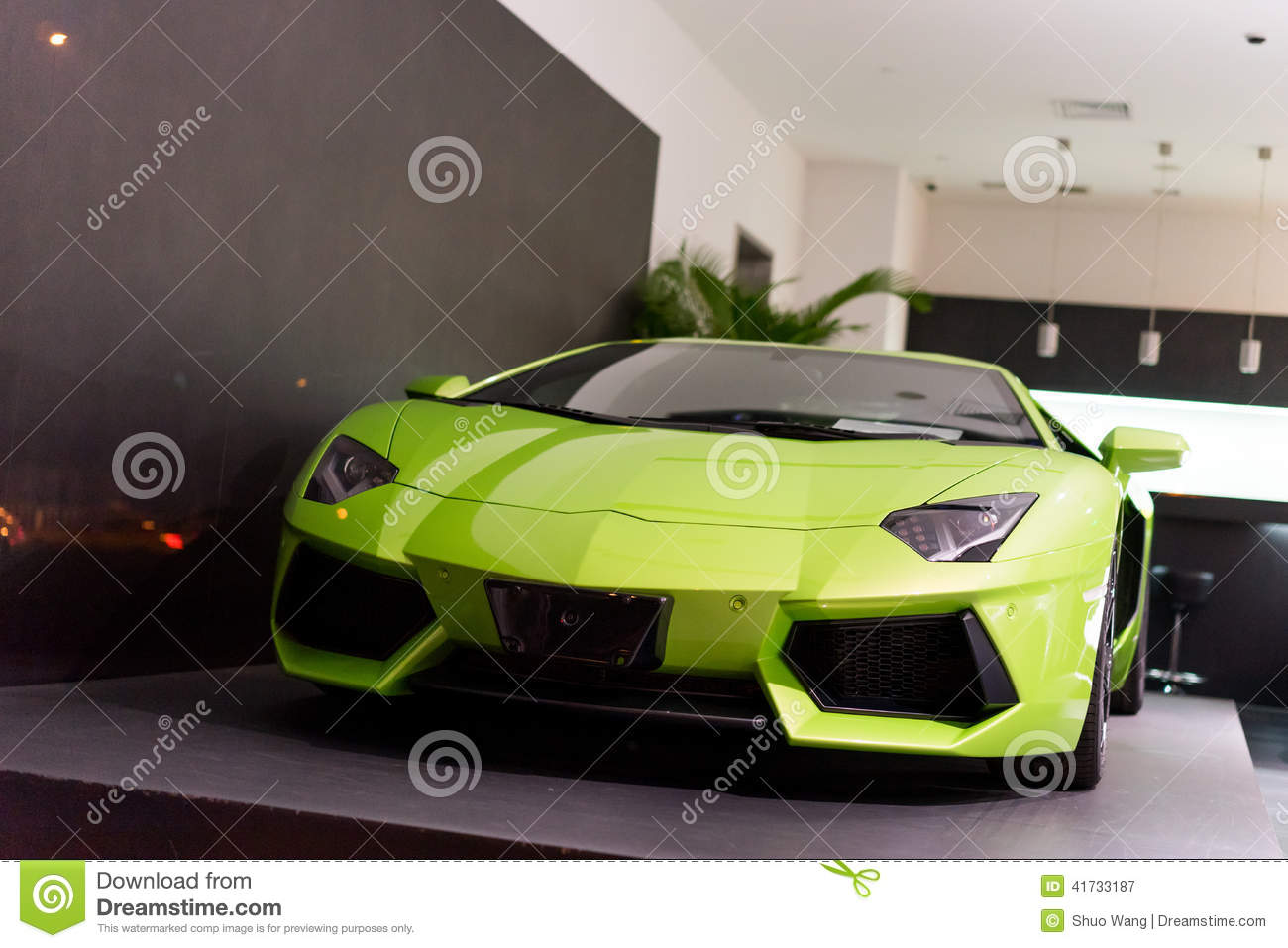 Expensive Car For Sale Or Gift Royalty Free Stock Image: Cars For Sale Stock Photo