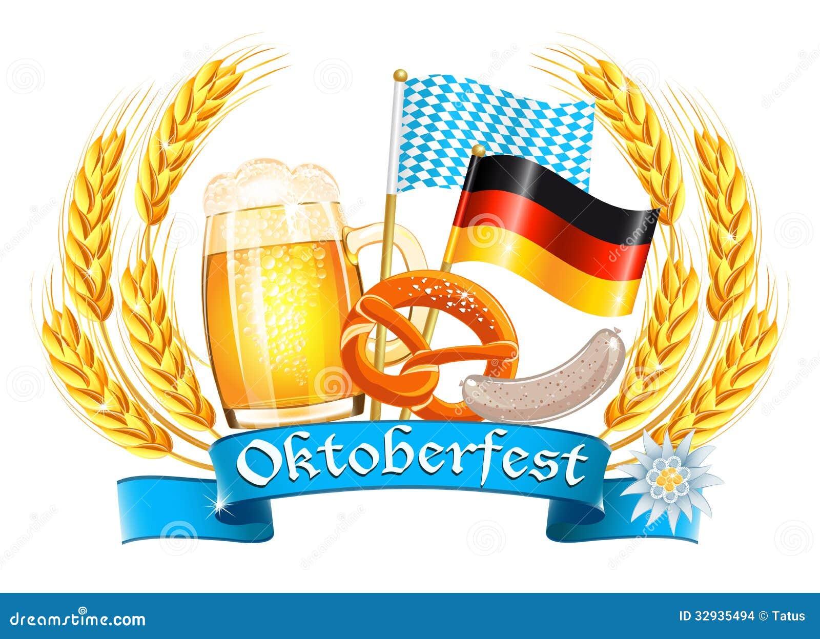 Cartão da celebração de Oktoberfest
