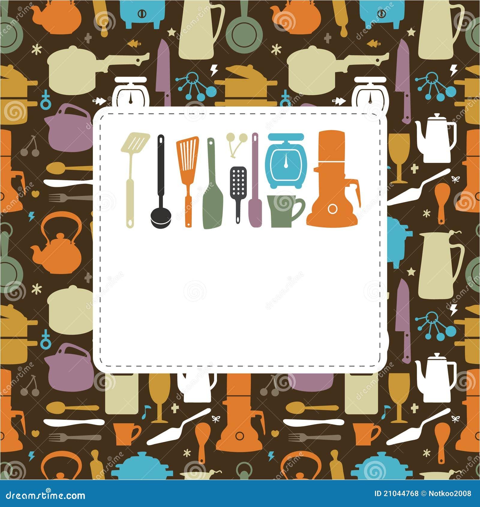 #AB6620 Mais imagens similares de ` Cartão da cozinha dos desenhos animados ` 1300x1390 px Nova Cozinha Desenhos Imagens_617 Imagens