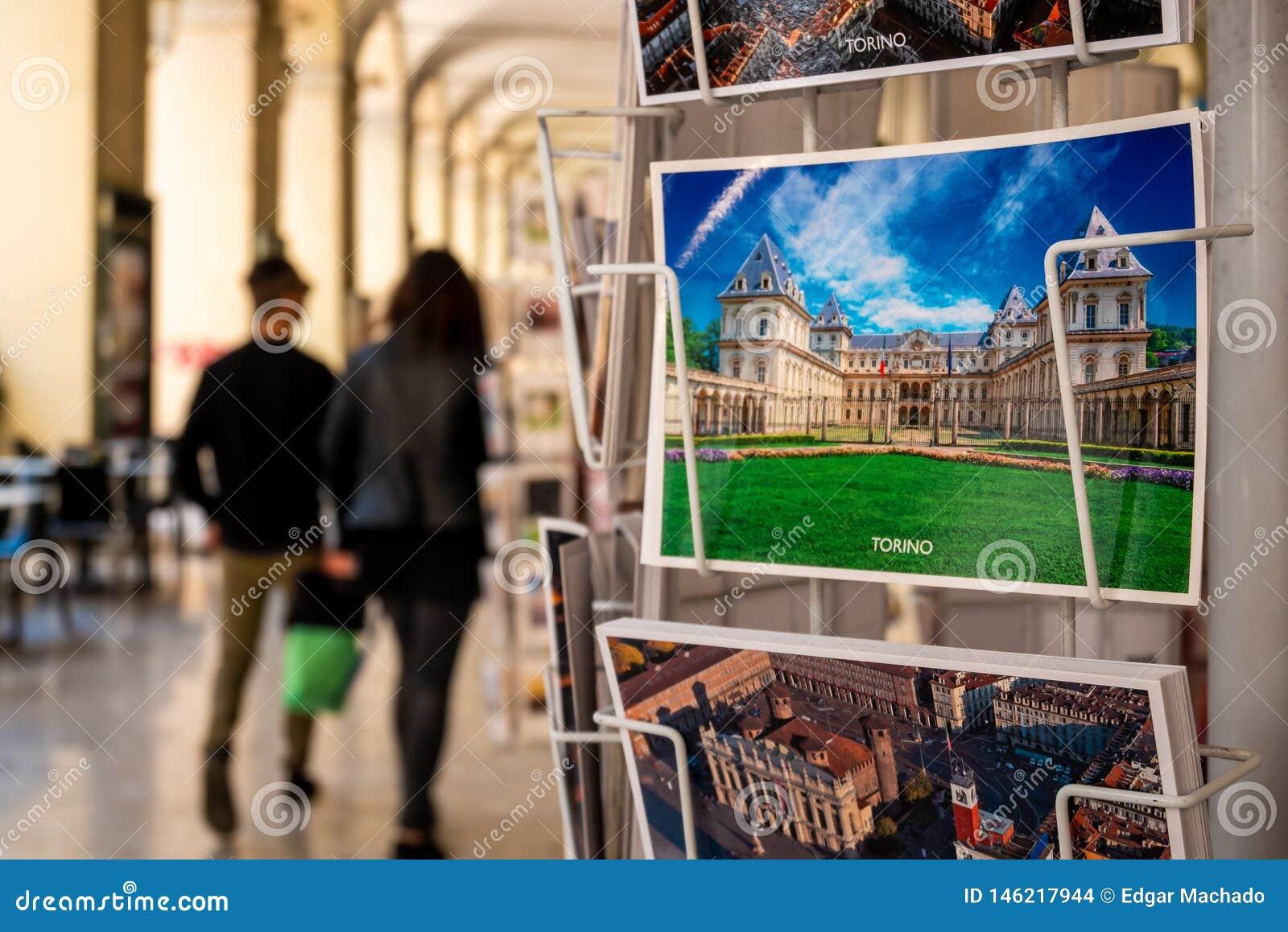 Cartão de Turin