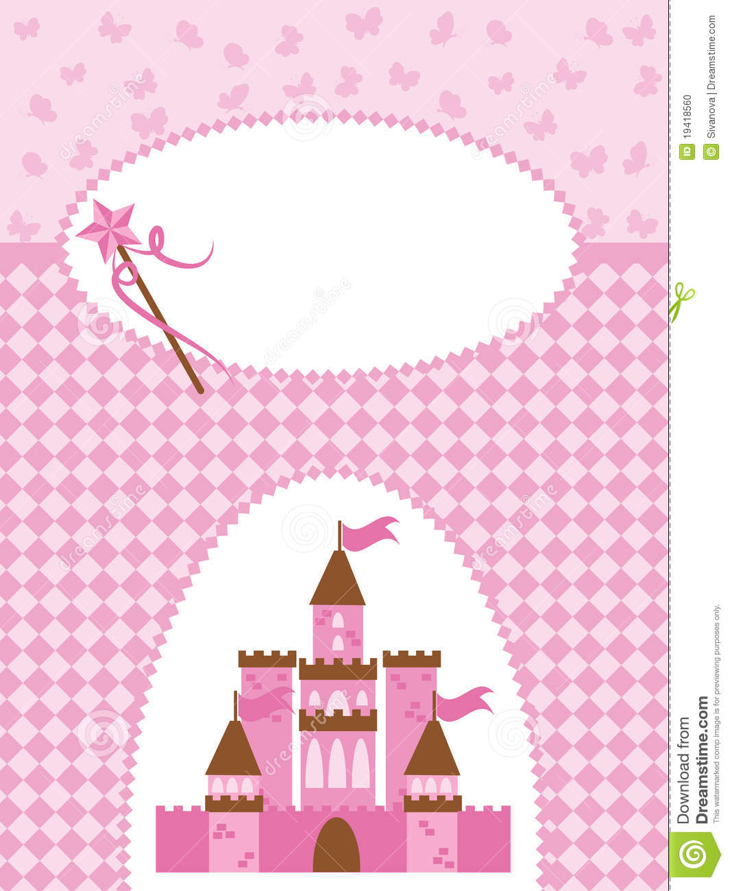 Prince And Princess Birthday Party Invitations is perfect invitation layout