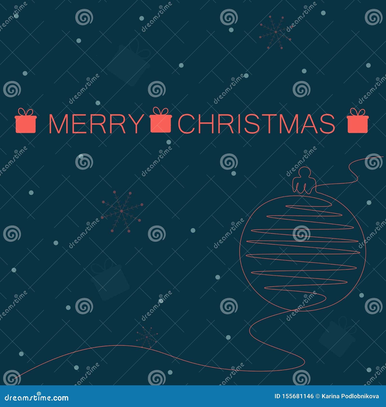 Cartão do Feliz Natal com estrelas e anjos, vetor