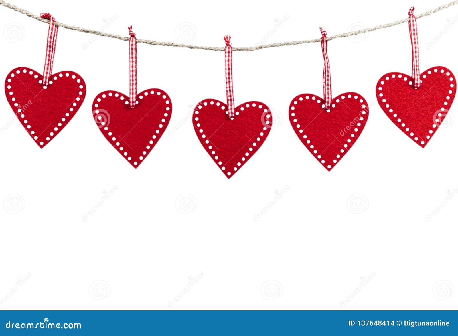 Cartão do Valentim Frame do coração Elemento romântico da decoração para o dia de mães Rosa vermelha o dia das mulheres Cartão do
