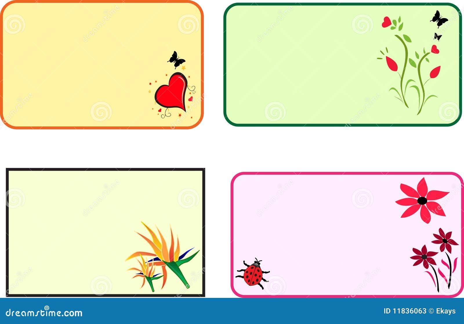 Cartões do presente