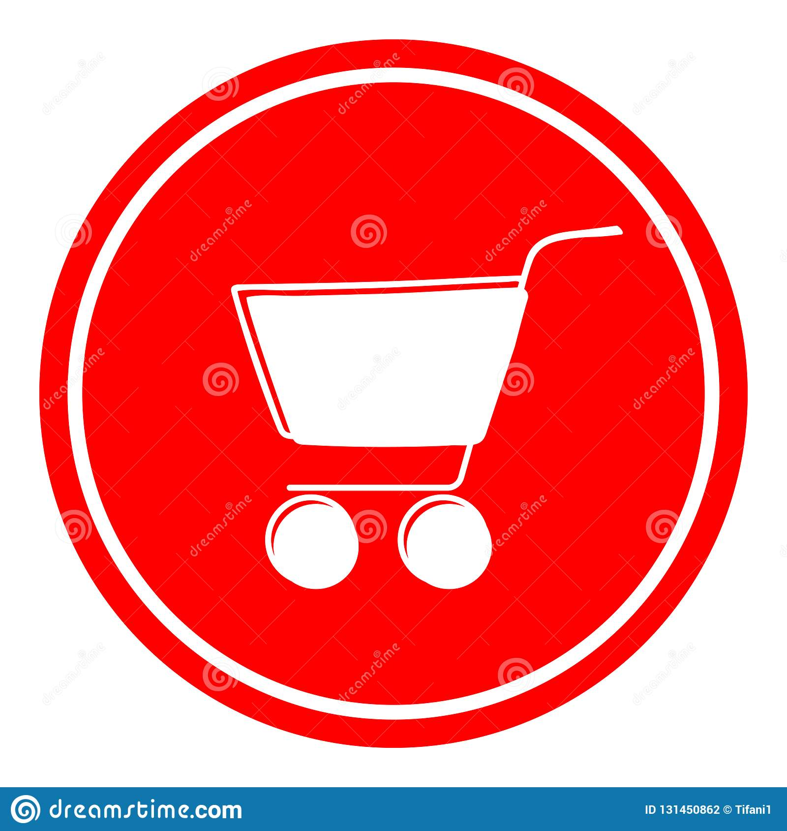 Empty Laundry Basket Clipart Red Shopping Basket - ...