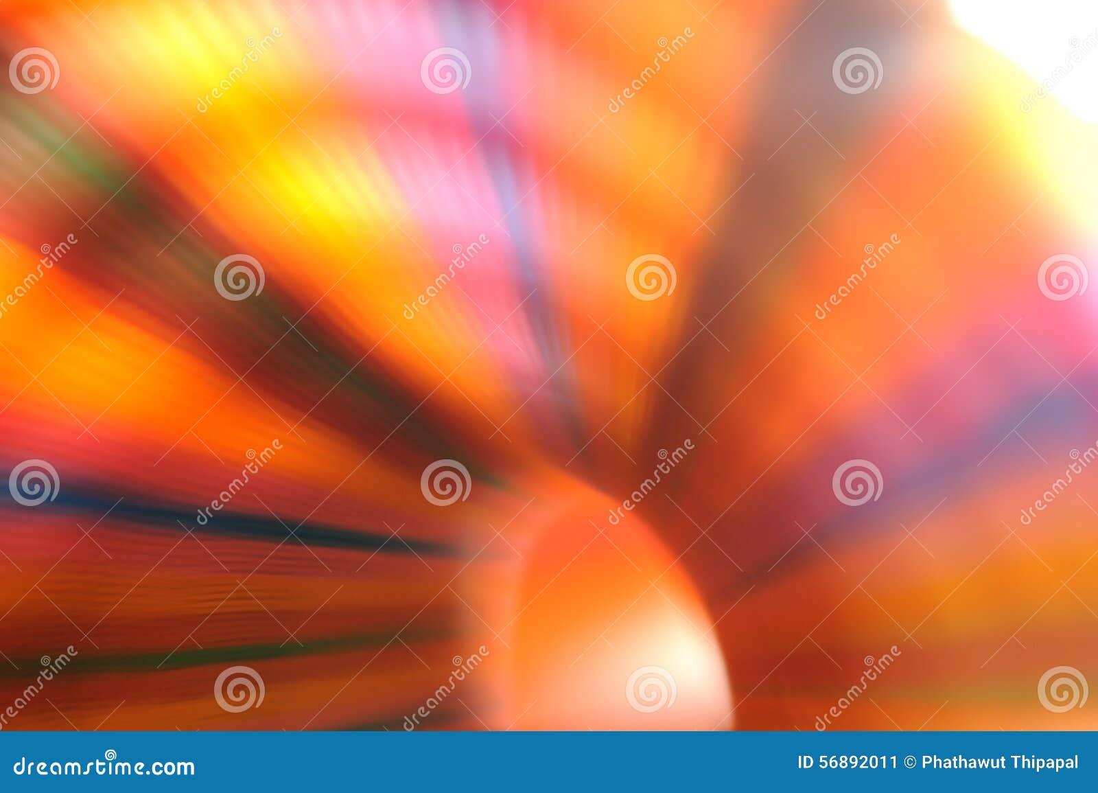 Carta colourful vaga su fondo