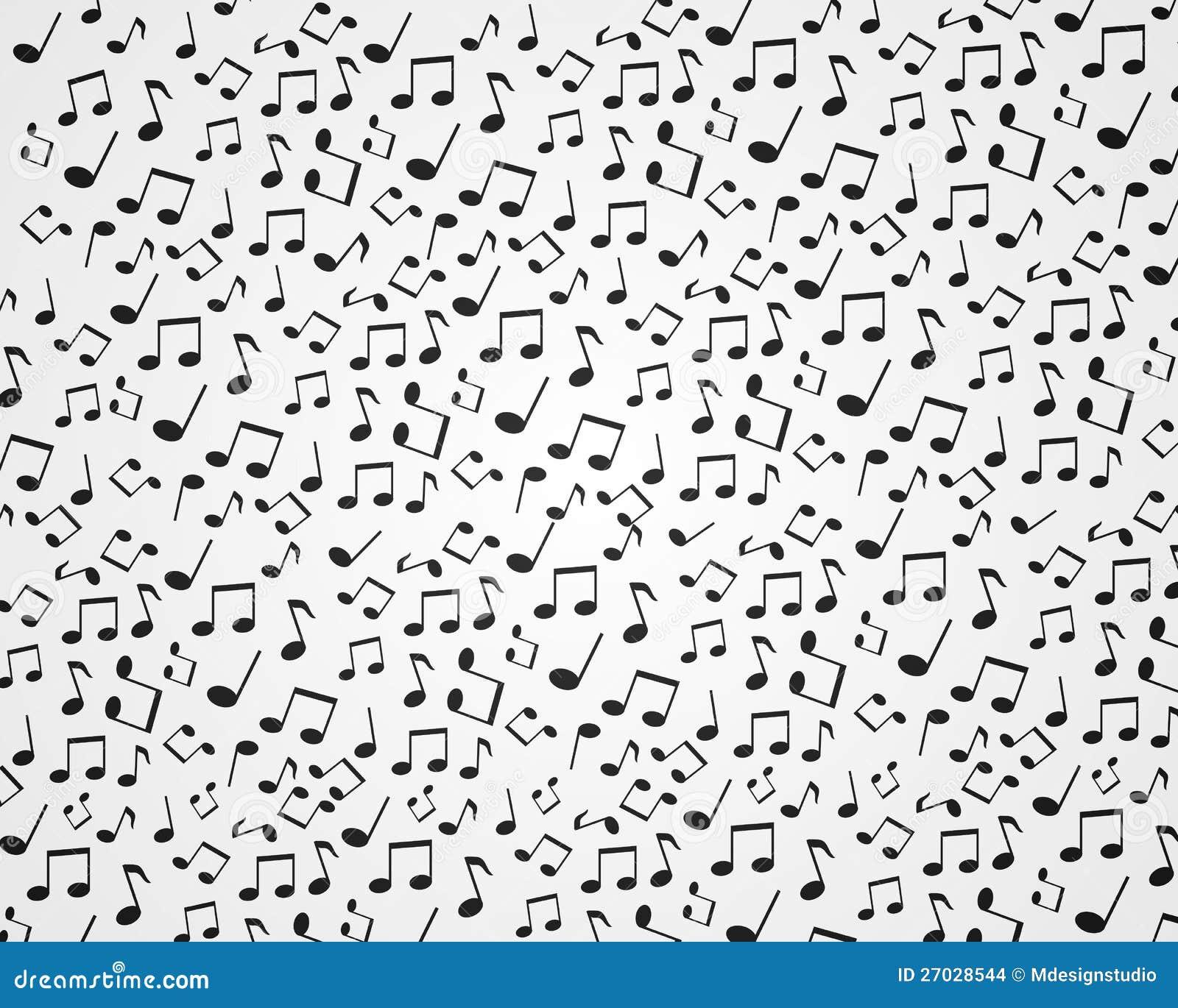 ... di musica. carta da parati della priorità bassa della nota di musica