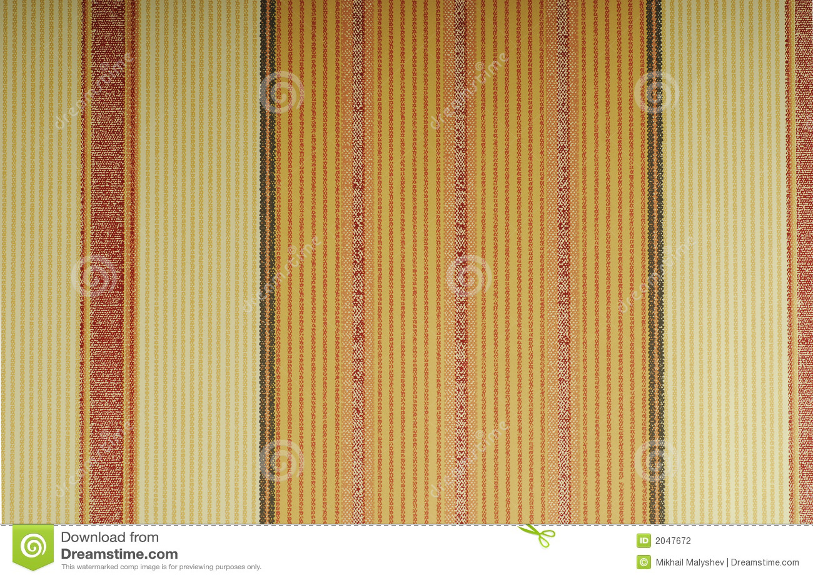 Carta Da Parati A Righe Beige : Carta da parati arancione con le righe verticali illustrazione di