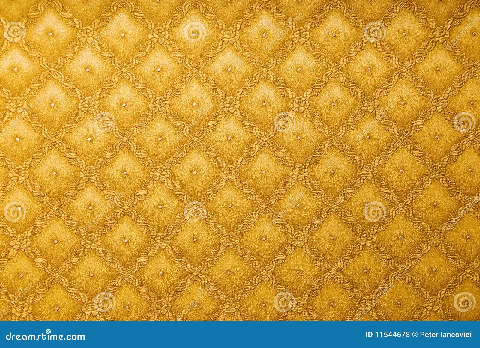Carta da parati astratta dell 39 oro fotografia stock for Carta da parati oro