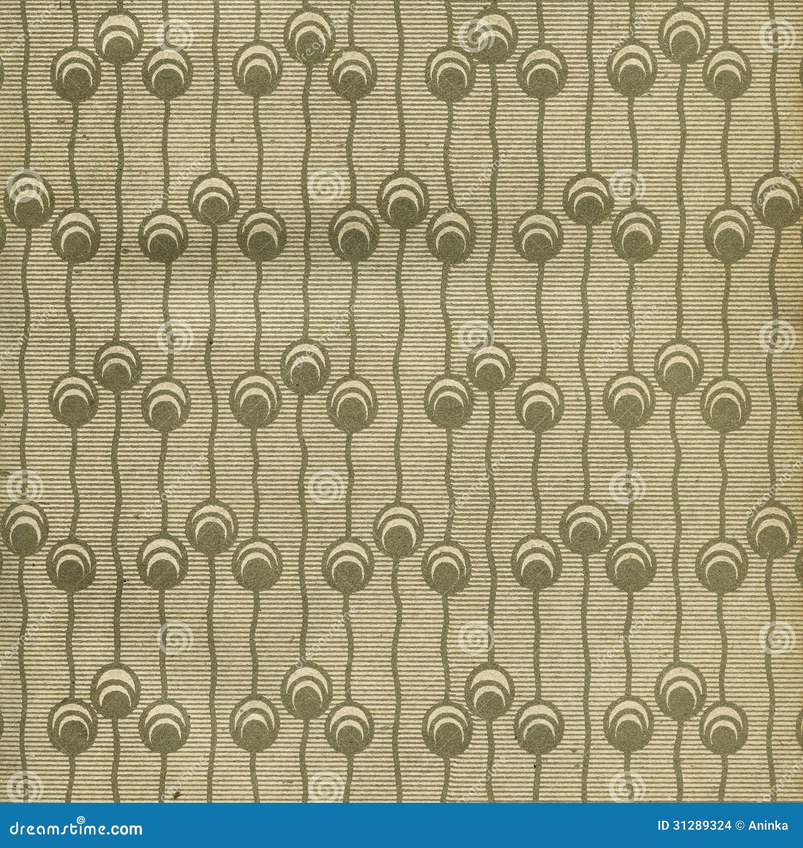 Carta da parati d 39 annata perle immagini stock immagine for Stock carta da parati
